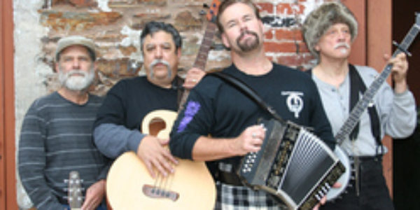 Black Irish Band – Christmas show – America's only Irish Italian band!
