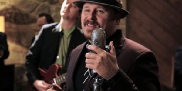 John Nemeth & the Blue Dreamers – award-winning blues vocalist