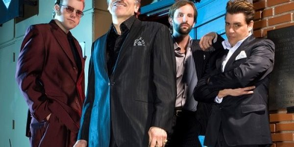 Rick Estrin & the Nightcats – Modern blues with a dose of gritty roadhouse rock