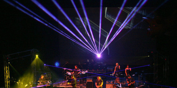 House of Floyd -Music, video, lasers, fog, this show has it all!