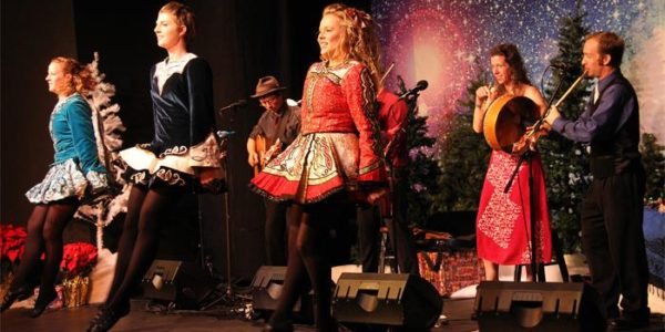 "WE HAVE TICKETS AT THE DOOR FOR ""Winterdance: A Celtic Christmas Celebration"" presented by Molly's Revenge – with Celtic dancers!"
