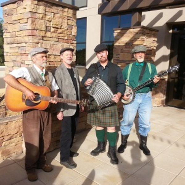 THIS SHOW MOVED TO FRIDAY DECEMBER 29, 8 PM  Black Irish Band – America's only Irish Italian band