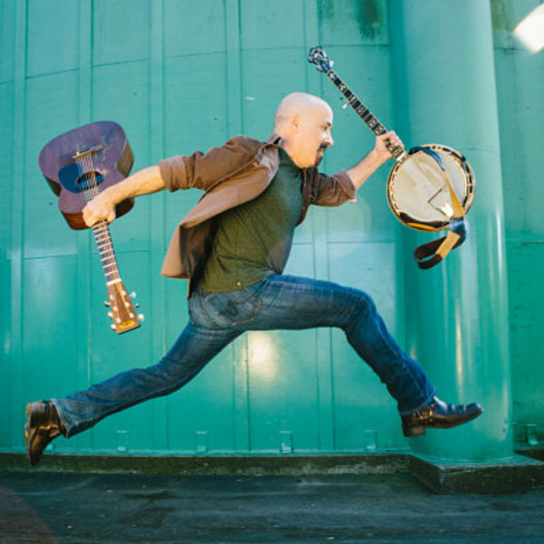 Tony Furtado Duo featuring Luke Price – an award-winning American roots multi-instrumentalist and a champion fiddler