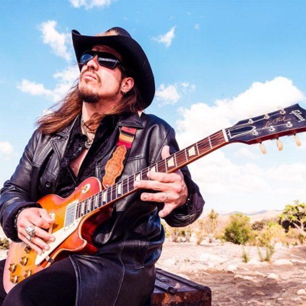 Lance Lopez – Texas blues-rock guitar