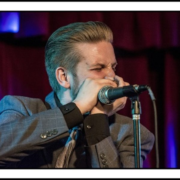 Kyle Rowland Blues Band – Chicago/Texas blues harmonica