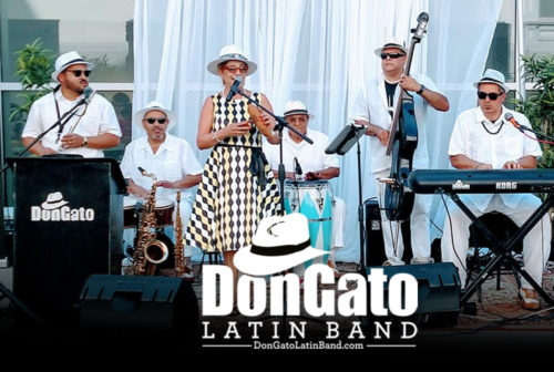 DonGato Latin Band – Latin jazz, Cuban, Salsa, and more!