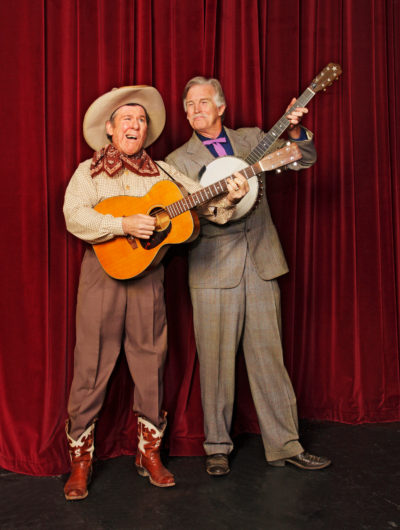 Sourdough Slim & Robert Armstrong – Last of the Vaudeville Cowboys