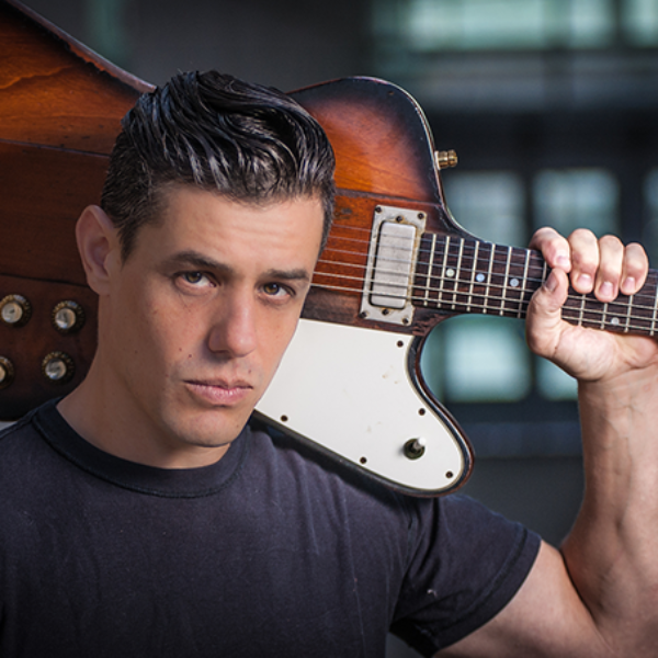 Nick Schnebelen – Blues guitarist formerly with Trampled Under Foot