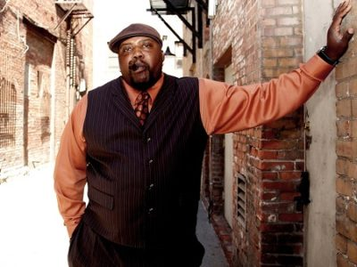 The Sugaray Rayford Band – Premier Soul Blues vocalist