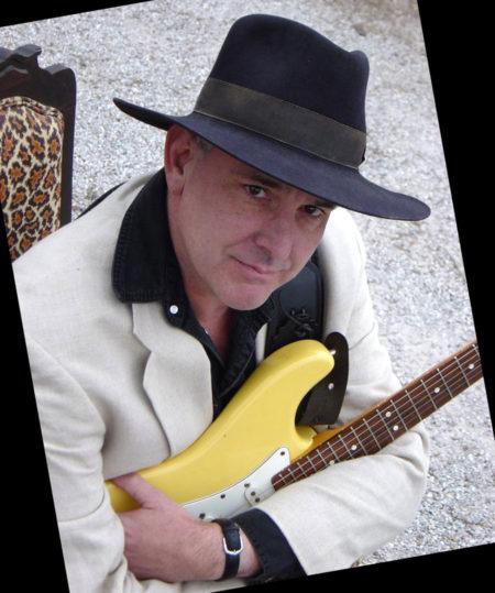 Jimmy Thackery – Rockin' Blues guitar