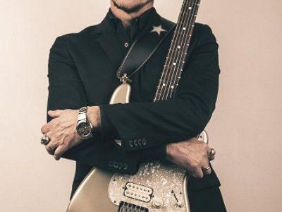 Gary Hoey – Intense blues guitar