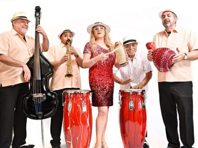 "WE HAVE TICKETS AT THE DOOR FOR DonGato Latin Band presents ""Havana Nights"" with Lemaya Dancers on stage!"