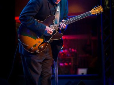 Chris Cain Band – Award winning blues guitarist extraordinare