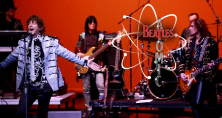The Atomic Beatles – a Beatles show presented by the Unauthorized Rolling Stones