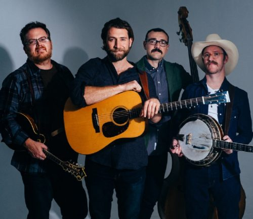 Wood & Wire – Grammy nominated bluegrass