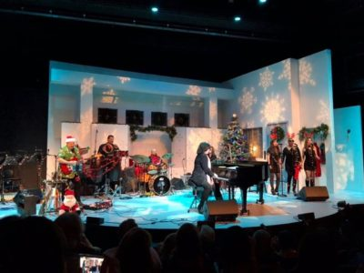 Bob Malone Band – The Christmas Collection Live