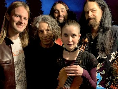 Tempest – Celtic rock – rescheduled – Lief's Birthday Bash 2021!