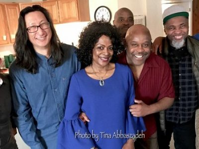 Tony Lindsay's Soul Soldiers – the hits of Marvin Gaye, Bill Withers, Sam Cooke, Aretha Franklin, Etta James, and more!