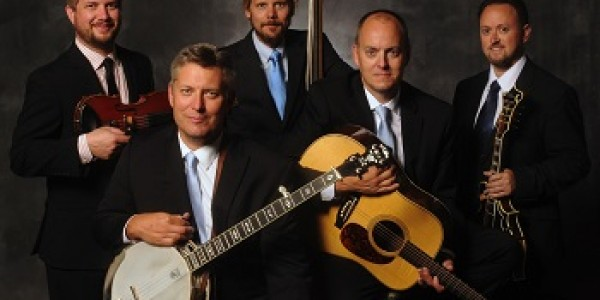 The Gibson Brothers – bluegrass supergroup