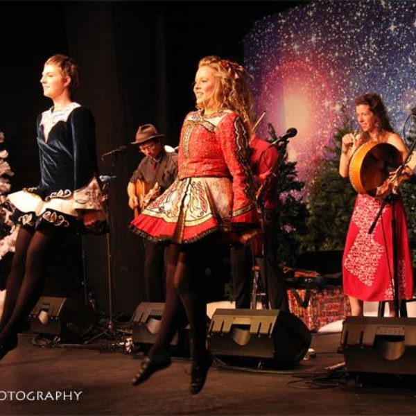 """""""Winterdance"""" –  A Celtic Christmas Celebration"""" presented by Molly's Revenge – with Celtic dancers!"""