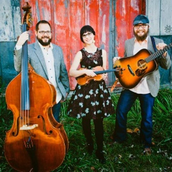 WE HAVE TICKETS AT THE DOOR FOR April Verch Band  – Americana, bluegrass, and step dancing!