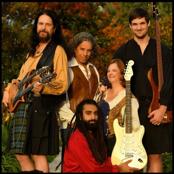 Tempest – Celtic rock – Lief's annual Birthday celebration at the Sutter Creek Theatre!