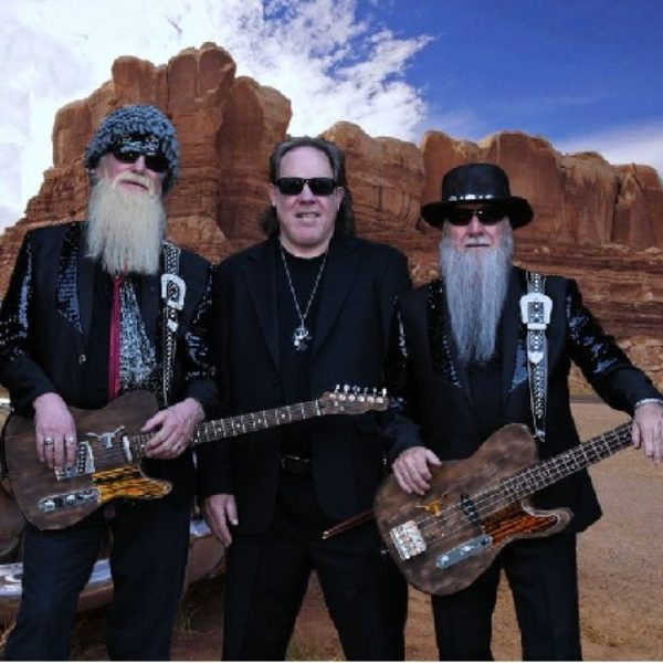 ZZ Tush – Northern California's premiere ZZ TOP tribute band