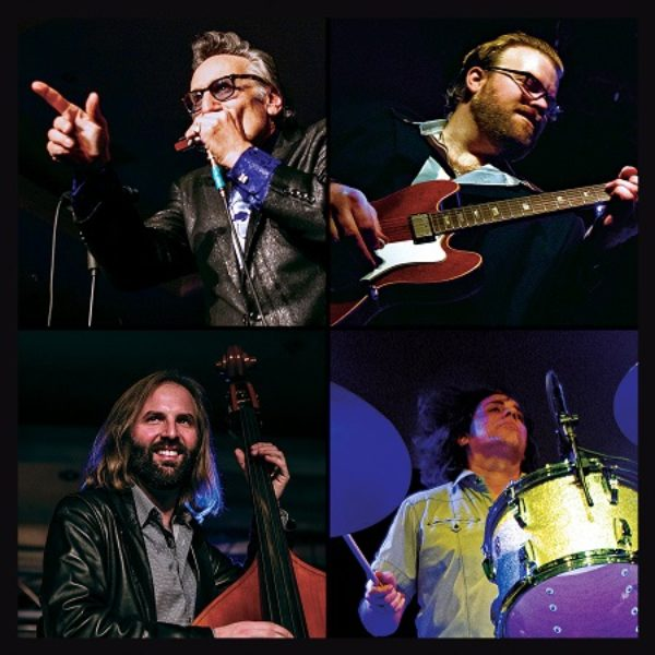 Rick Estrin and the Nightcats – Award winning no-holds-barred blues!