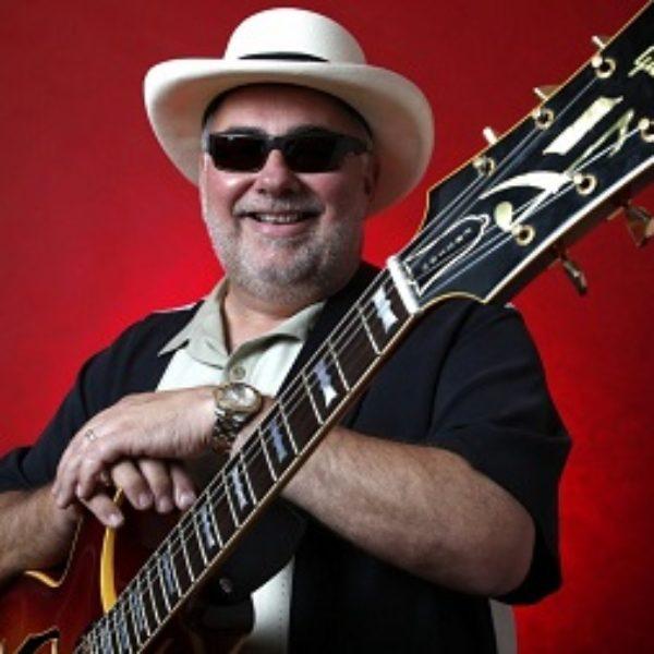 Duke Robilliard Band – Award-winning blues guitarist