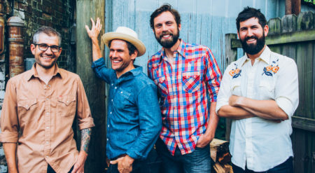 The Steel Wheels –  Americana/Roots -JUST ADDED – DINNER AND A SHOW – DINNER AT THE HOTEL SUTTER
