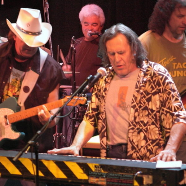 Commander Cody and his Western Airmen – Legendary rock and roll, boogie-woogie, blues!!