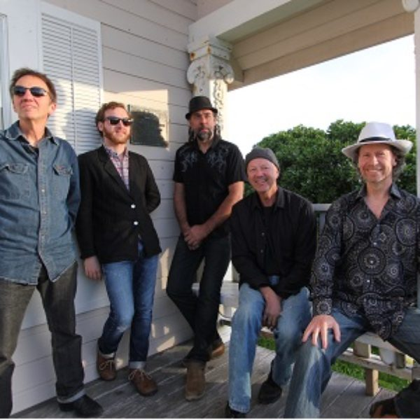 The Steven Graves Band with special guest Brandy Robinson Levingston – Americana/Roots