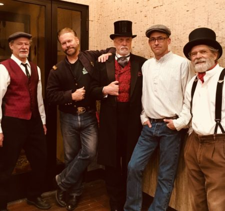 The Black Irish Band  – 28 Years of Celtic and Americana music!