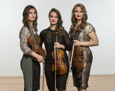 An Evening with the Quebe Sisters – Progressive Western Swing