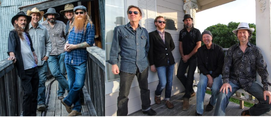 Achilles Wheel – Psychedelic rock, blues, and bluegrass with special guest the Steven Graves band – Americana, roots