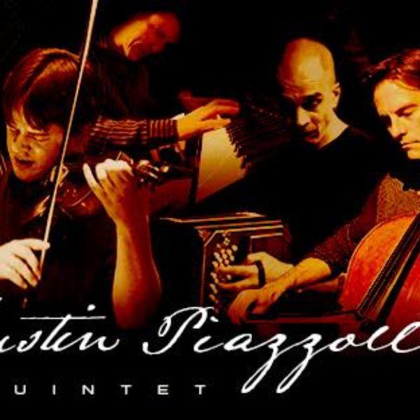 The Austin Piazzolla Quintet – Nuevo Tango