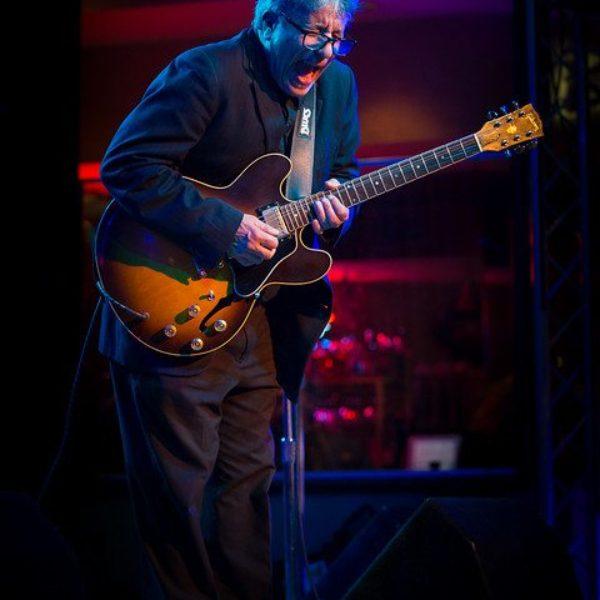 Chris Cain Band – Award winning blues guitarist extraordinare