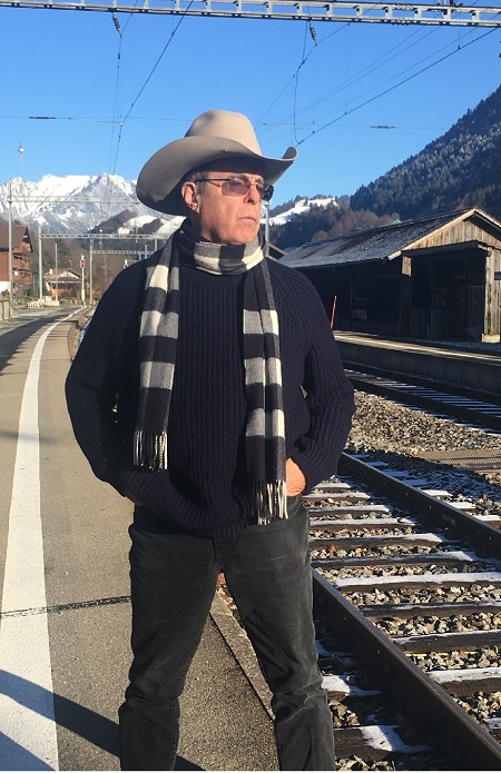"""Tom Russell -""""October in the Railroad Earth"""" album release"""