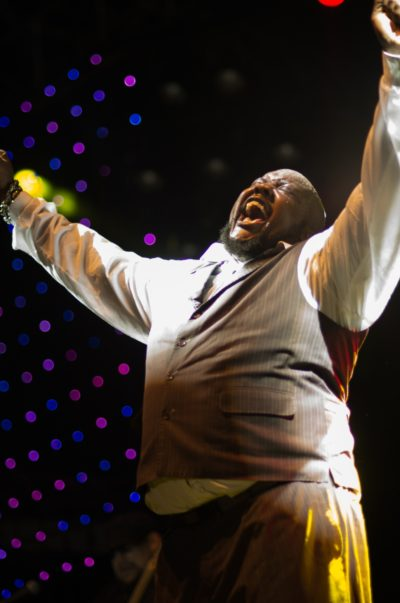 The Sugaray Rayford Band – Grammy nominated premier Soul Blues vocalist