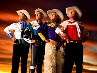 Riders in the Sky – Grammy winning Classic Cowboy songs – Comedy and Western!