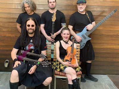 Tempest – Celtic rock – rescheduled to March 19, 2022